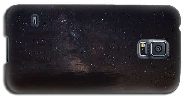 Galaxy S5 Case featuring the photograph Milky Way by Gary Wightman