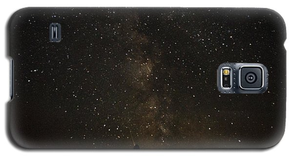 Milky Way, Glacier Nat'l Park Galaxy S5 Case