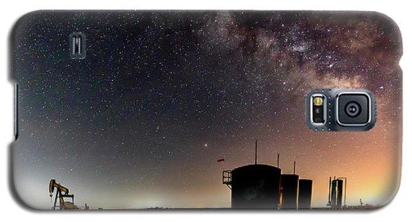 Milky Way Lease Galaxy S5 Case