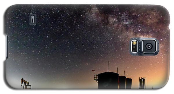 Milky Way Lease Galaxy S5 Case