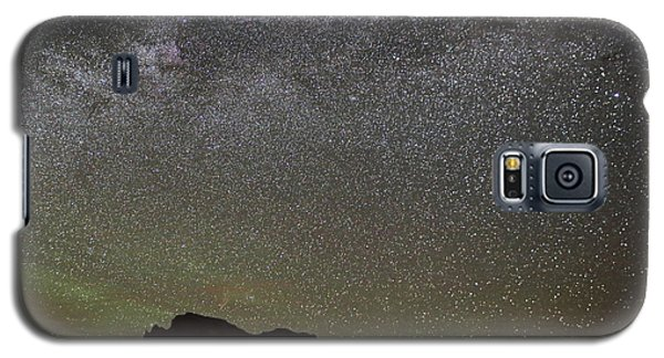 Milky Way Monuments Galaxy S5 Case