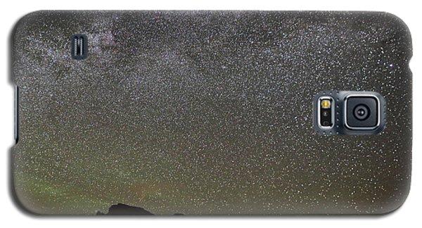 Milky Way Monuments Galaxy S5 Case