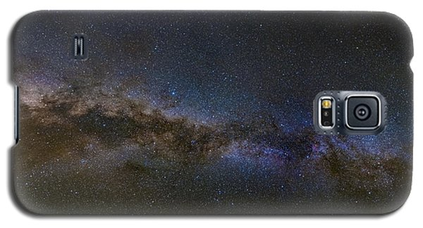 Galaxy S5 Case featuring the photograph Milky Way South by Charles Warren