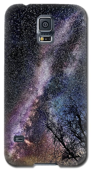 Milky Way Splendor Galaxy S5 Case