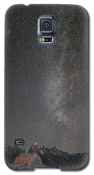 Milkyway Over The John Moulton Barn Galaxy S5 Case