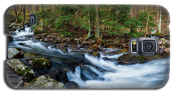Mill Creek In Fall #2 Galaxy S5 Case