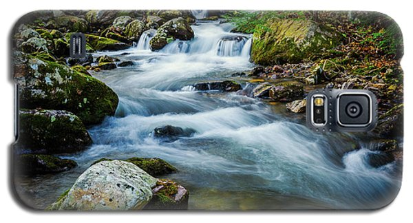 Mill Creek In Fall #3 Galaxy S5 Case