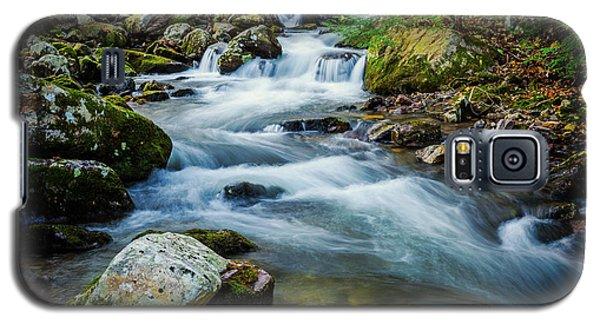 Mill Creek In Fall #3 Galaxy S5 Case