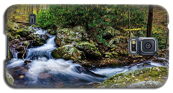 Mill Creek In Fall #4 Galaxy S5 Case