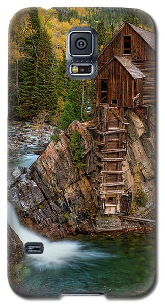 Mill In The Mountains Galaxy S5 Case