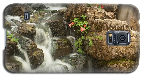 Mill Wheel With Waterfall Galaxy S5 Case