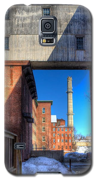 Mill Yard Galaxy S5 Case by David Bishop