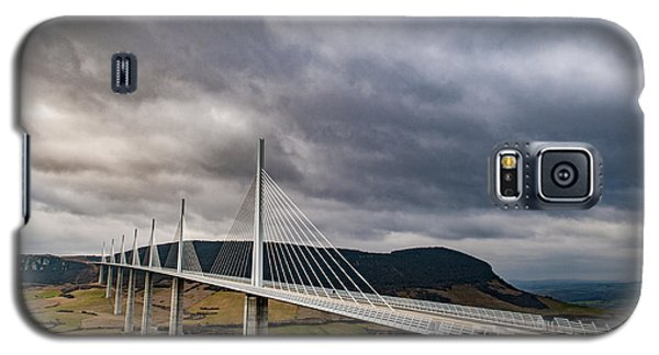 Millau Viaduct Galaxy S5 Case