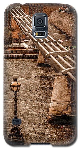 London, England - Millennium Bridge Galaxy S5 Case