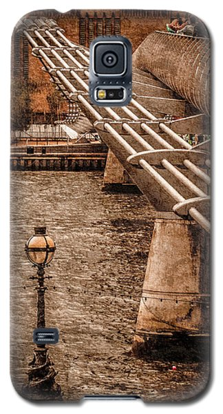 London, England - Millennium Bridge Galaxy S5 Case