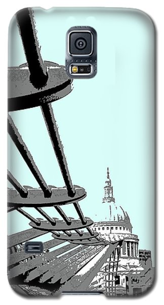 Millennium Bridge Galaxy S5 Case
