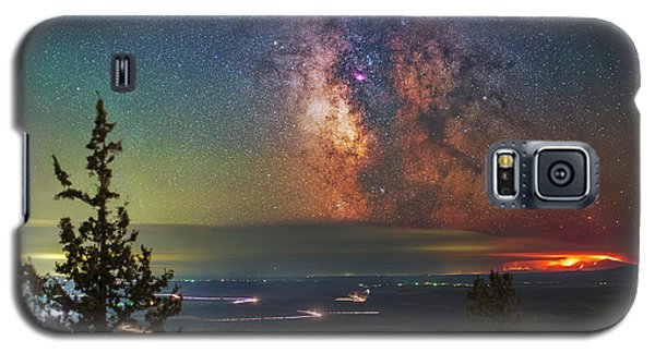 Milli Fire Galaxy S5 Case