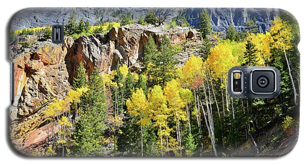 Galaxy S5 Case featuring the photograph Million Dollar Highway 550 by Ray Mathis