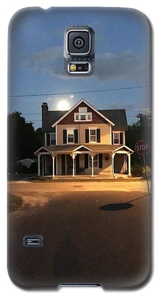 Milton Historic Collins  Galaxy S5 Case