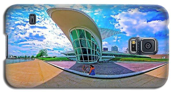 Milwaukee Art Museum   Galaxy S5 Case