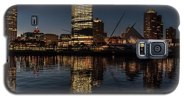 Milwaukee Reflections Galaxy S5 Case