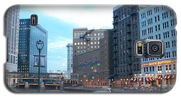 Milwaukee River Walk Galaxy S5 Case