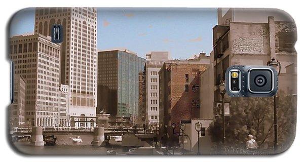 Milwaukee Riverwalk Galaxy S5 Case