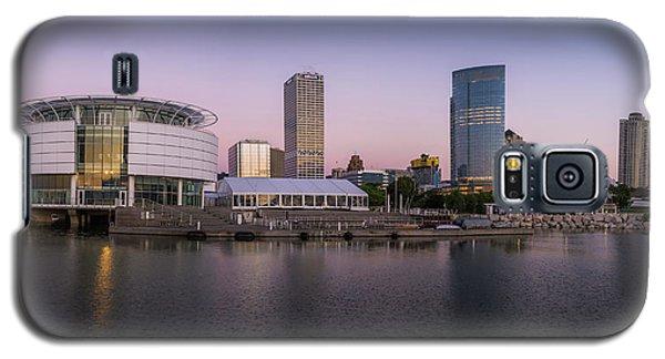 Milwaukee Sky Galaxy S5 Case