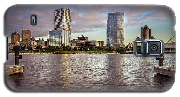 Milwaukee Skyline Galaxy S5 Case