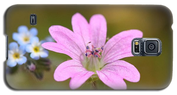 Galaxy S5 Case featuring the photograph Minature World by Richard Patmore