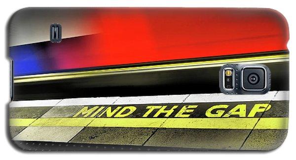 Mind The Gap Galaxy S5 Case