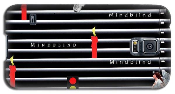 Mindblind Galaxy S5 Case