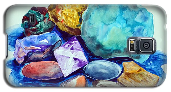 Minerals And Beachstones Galaxy S5 Case
