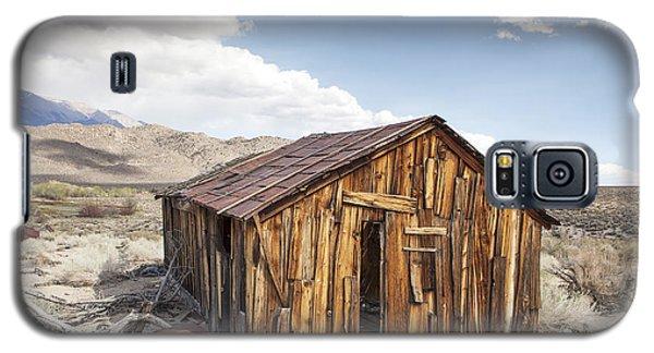 Miner's Shack In Benton Hot Springs Galaxy S5 Case