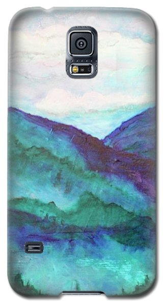 Mini Mountains Majesty Galaxy S5 Case