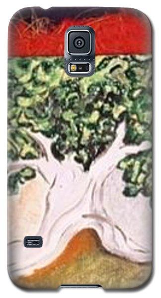 Miniature. Mr. Tree. Imaginaryscape Galaxy S5 Case