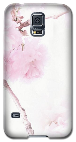 Minimalist Cherry Blossoms Galaxy S5 Case