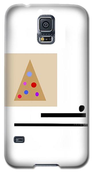 Minimalistic Christmas Galaxy S5 Case