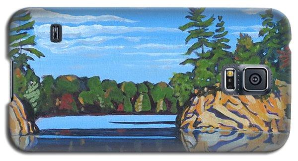 Mink Lake Gap Galaxy S5 Case
