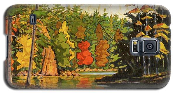 Mink Lake Narrows Galaxy S5 Case