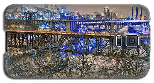 Minneapolis Bridges Galaxy S5 Case by Craig Voth