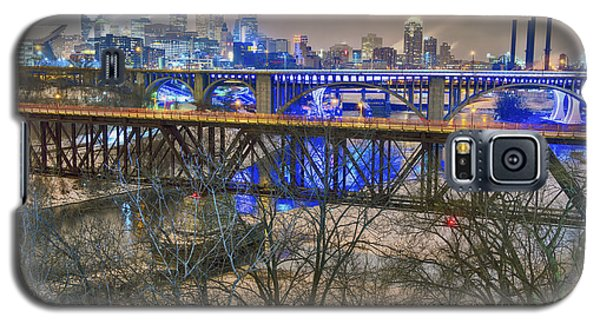 Minneapolis Bridges Galaxy S5 Case