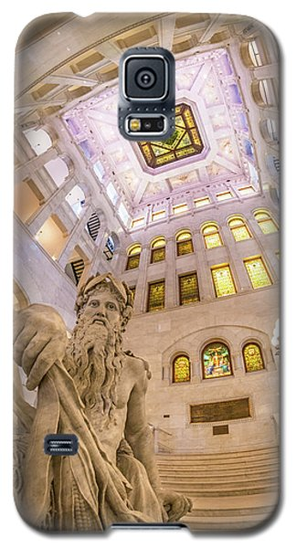Minneapolis City Hall Rotunda, Father Of Waters Galaxy S5 Case