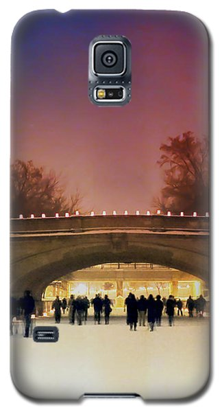 Minneapolis Loppet At Night Galaxy S5 Case