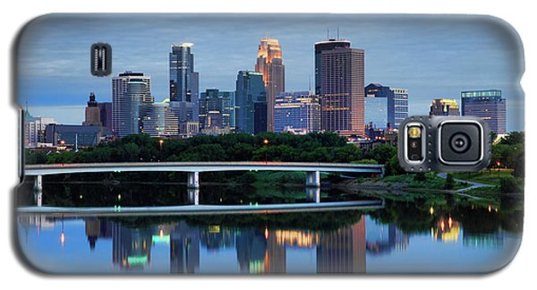 Minneapolis Reflections Galaxy S5 Case
