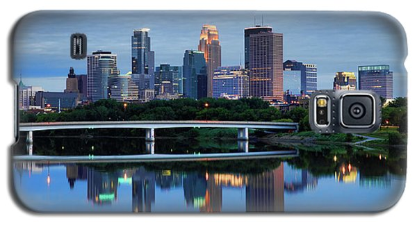Minneapolis Reflections Galaxy S5 Case by Rick Berk