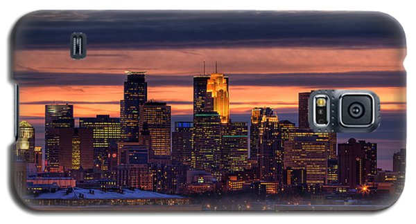 Minneapolis Skyline Galaxy S5 Case