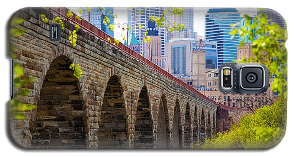 Minneapolis Stone Arch Bridge Photography Seminar Galaxy S5 Case
