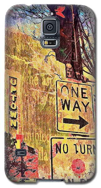 Minneapolis Uptown Energy Galaxy S5 Case by Susan Stone
