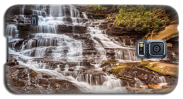 Minnehaha Falls Galaxy S5 Case by Sussman Imaging